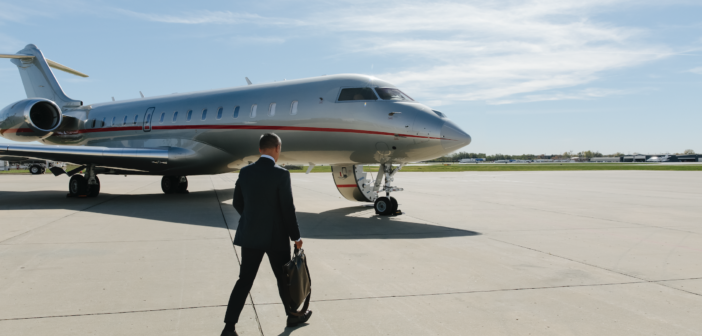 For The Future of Business Travel report over 200 high-level company executives were surveyed about the essential role of travel in their professional lives
