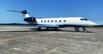 Luxaviation becomes the first operator to offer a Gulfstream G600 for charter in the UK