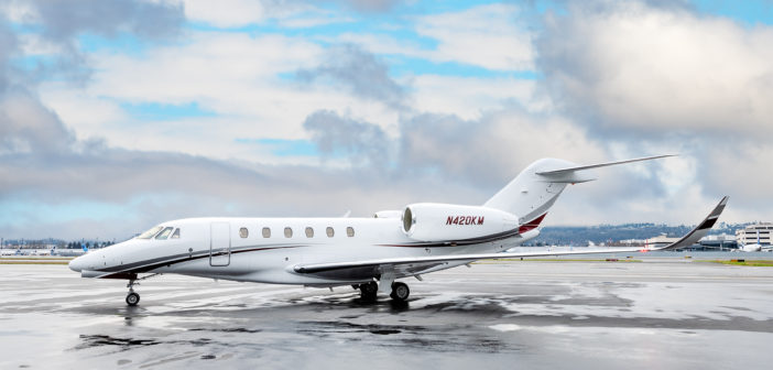 Clay Lacy Aviation continues to expand its private jet charter fleet in Seattle