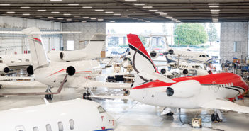 AnEASA Part 145 Maintenance Organizationcertification approval was granted toClay Lacy Aviation MRO Services