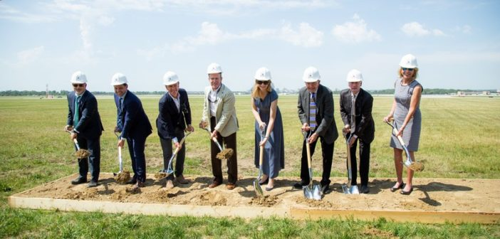Jet Linx breaks ground on new flagship private terminal