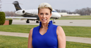 Megan Wolf, chief operating officer at Flexjet, details the measures taken by the fractional jet operator to protect passengers and crew during the Covid-19 pandemic
