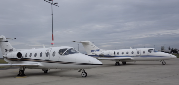 Gemini Wings has formed an international alliance fleet comprised of private aircraft