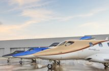 Honda Aircraft Company revealed a new upgraded aircraft, the HondaJet Elite S, at its first ever virtual product launch event