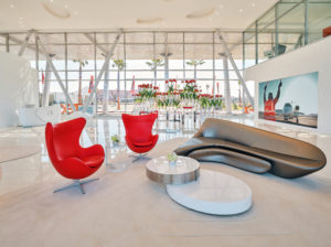 Jetex opened its VIP terminal in Marrakech, Morrocco during February 2020