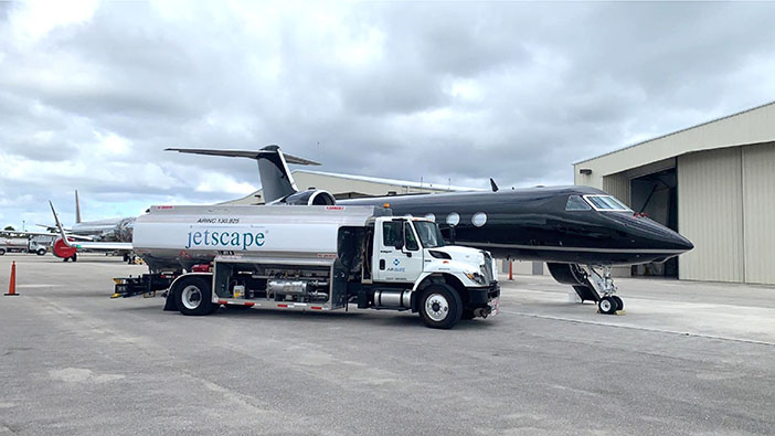 Jetscape Business Aviation