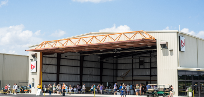 Richmond Executive Aviation opens new facility