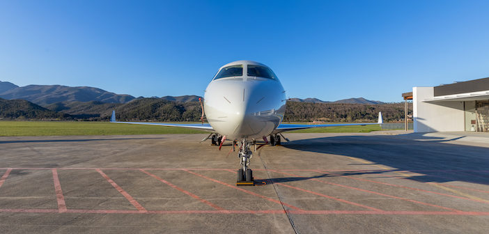 First class services available for aircraft operators in the Riviera