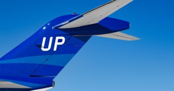 Wheels Up begins trading as first private aviation company on the NYSE