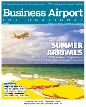 Business Airport International Magazine - July 2021