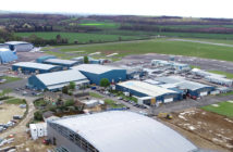 Work is progressing on a major expansion at London Oxford Airport in the UK that includes a new hangar, helipads and SAF-ready fuel farm
