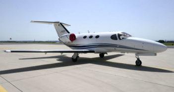 Heron Aviationhas added a new German registered Citation Mustang D-IZST to its fleet