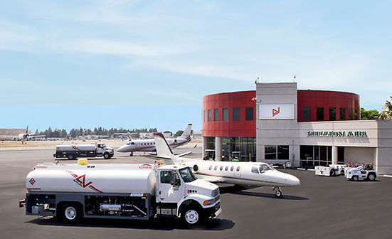Avfuel Corporation has collaborated with Million Air Burbank, an Avfuel-branded FBO, to provide its customers with a consistent supply of Neste MY Sustainable Aviation Fuel