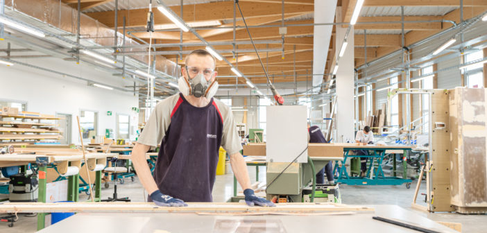 Jet Aviation has completed the extension and renovation of a new 8,000 square-meter production center at its maintenance and completion facility in Basel