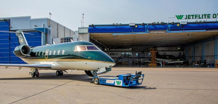 Jetflite has launched a new FBO and ground handling department