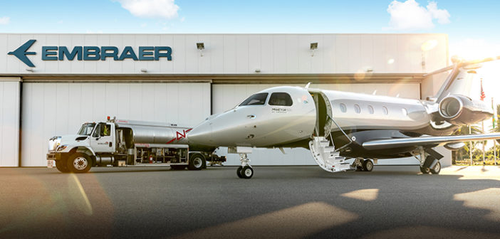 Avfuel Corporation and Embraer have announced their collaboration to bring Neste MY Sustainable Aviation Fuelto Melbourne Orlando International Airport