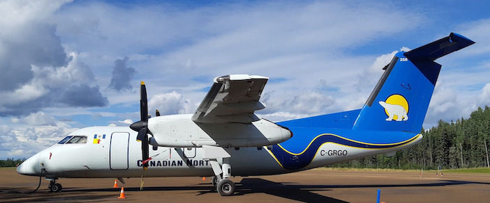 ACC Aviation remarkets two Dash 8-100 aircraft