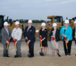 Sheltair has announced that it has broken ground on a new large-cabin class size hangar and office facility just one year after opening its FBO terminal