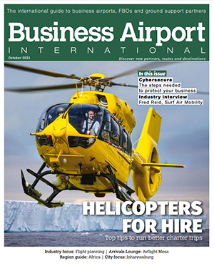 Business Airport International Magazine - September 2021