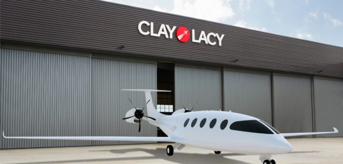 Eviation to provide electric charging at Clay Lacy FBOs