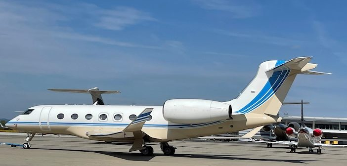 Jet Aviation approved to maintain  Gulfstream business jets in Vienna