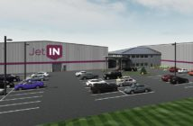 Jet In has announced plans to break ground on its new facility located at 504 E Citation Way at the Milwaukee Mitchell International Airport