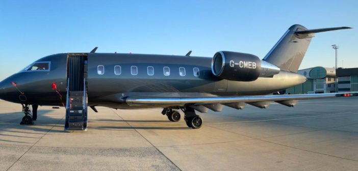 LuxaviationUK has announced the arrival of a newly refurbished Bombardier Challenger 605