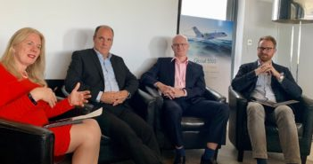 Business aviation in the UK is recovering and at certain locations there is more UK demand than 2019, but challenges remain